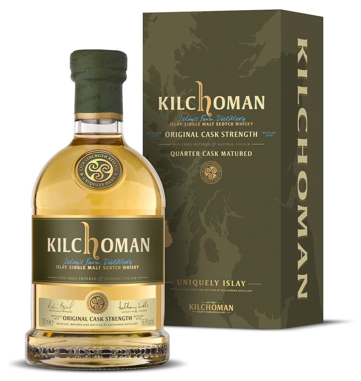 kilchoman Qcask
