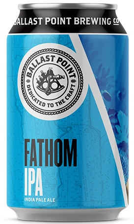 Ballast Point Fathom IPA Can