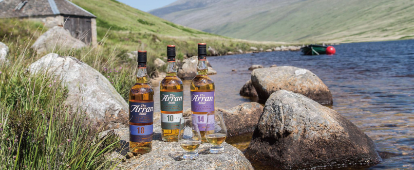 ニュースリリース:『アランモルト10年、18年』が英国の酒類品評会「IWSC」で「Gold」受賞