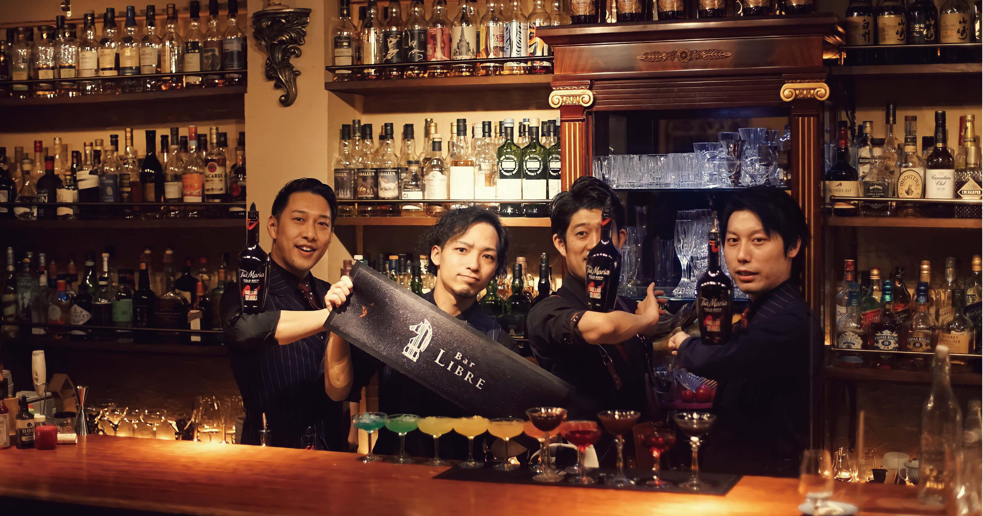 [イベントレポート] COLORSOL × Bar LIBRE ゲストシフト